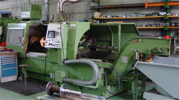 Mori Seiki TL-5